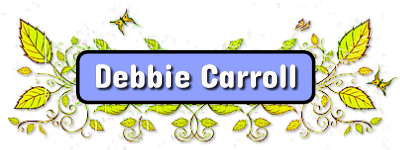 Debbie Carroll logo illustration