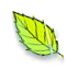 animated leaf